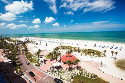 Clearwater Florida Beach