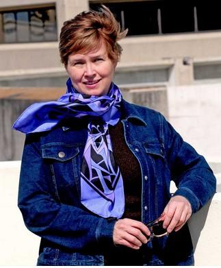 Mary DeArment Scarves
