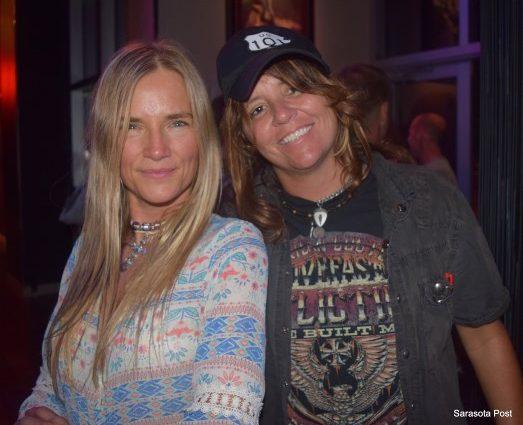 Twinkle Yochim and Lisa Larkin