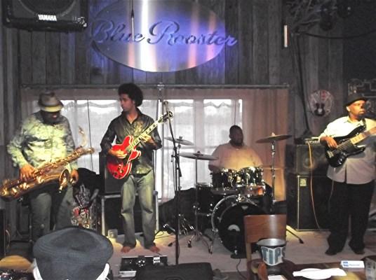 Selwyn Birchwood Band