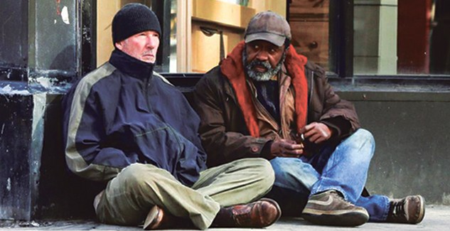 Richard Gere, Time Out of Mind