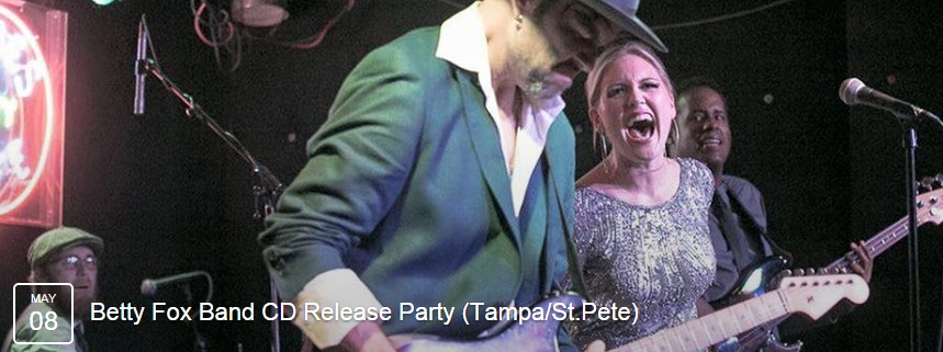 Betty Fox CD Release Party