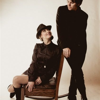 Sarah Guthrie and Johnny Iron