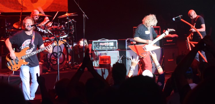 Red Rocker Sammy Hagar