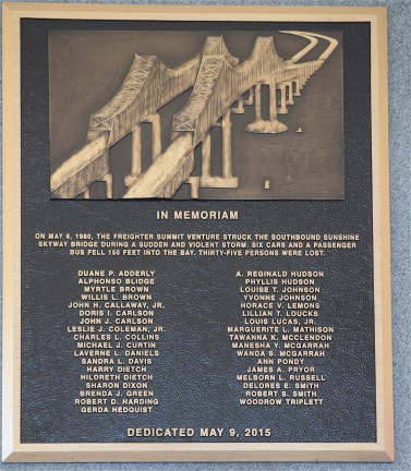 Skyway Bridge Memorial