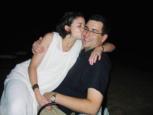 Dave and Sheryl Sandberg
