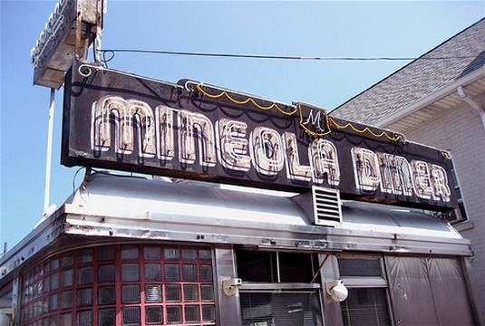 Mineola Long Island Diner