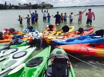 Chris Allen – Kayak Tour Guide