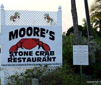 Moore's Stone Crab Restaurant