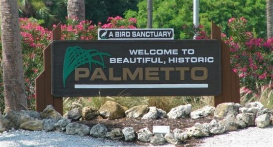 Welcome To Palmetto Flordida