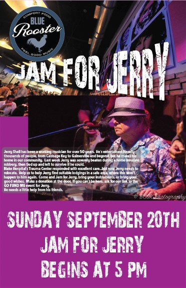 Jam For Jerry Shell