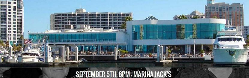 Marina Jack Restaurant, Sarasota