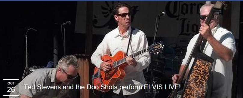 Ted Stevens and the Doo Shots
