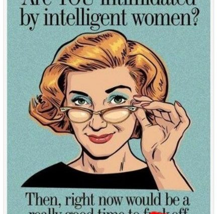 Men Say They Like Smart Women, But Science Says They're Full of Sh*t
