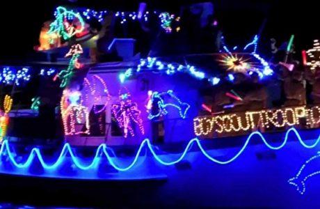 Venice Christmas Boat Parade
