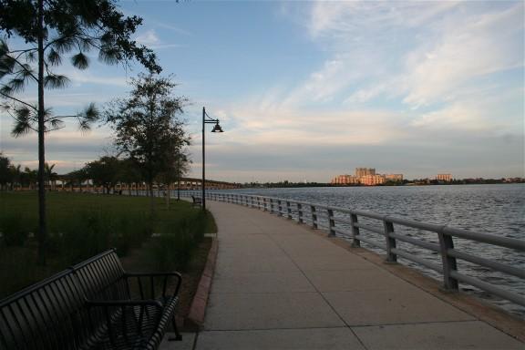 Riverwalk Bradenton Florida