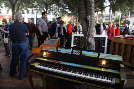 Music in Sarasota Florida