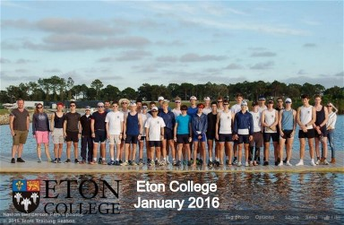 Eton College Rowing Team