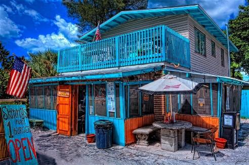 Skinny's Place, Holmes Beach Florida