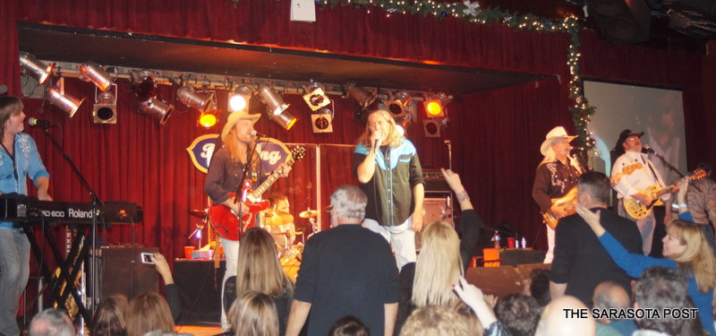 Marshall Tucker Band at BB Kings in New York
