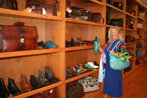 Imported Italian Leather Store Sarasota Florida