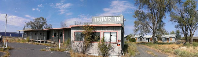Drive In's No More
