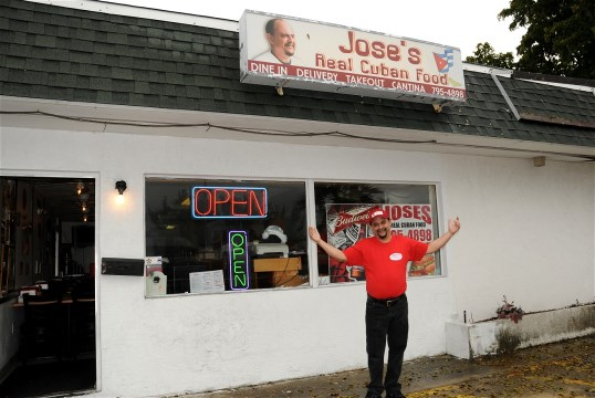 Jose had the best real Cuban food in Florida