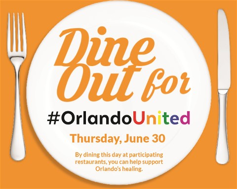Dine Out For Orlando United