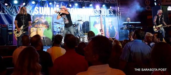 Rays Summer Concert Series