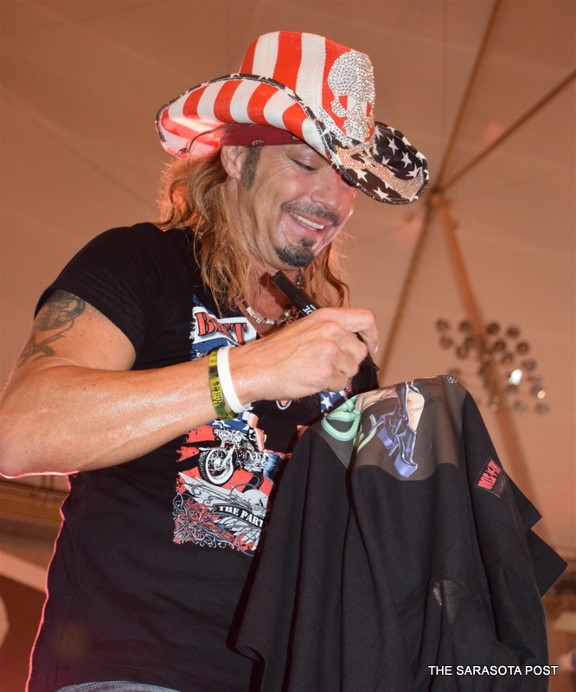 The Bret Michaels Band