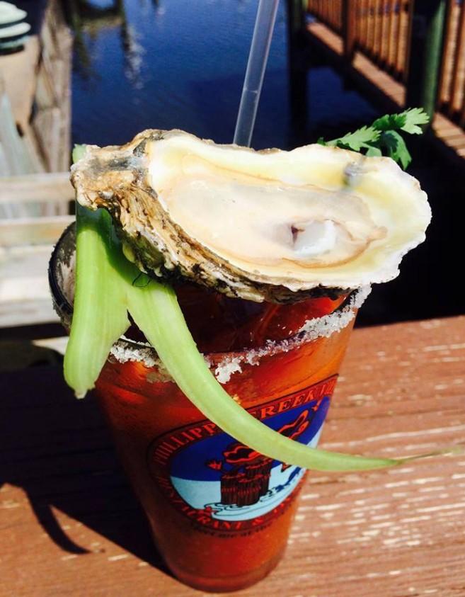 Oyster Bar in Sarasota
