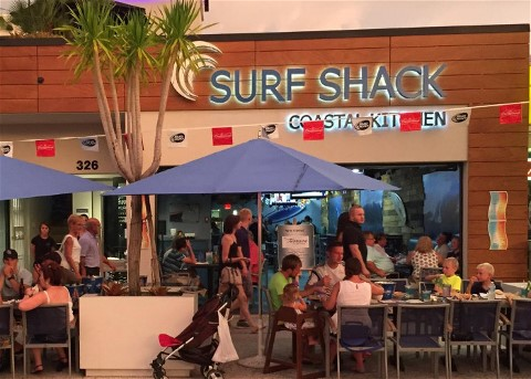 Surf Shack Coastal Kitchen Sarasota
