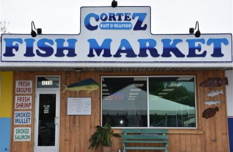 Fresh Fish In Cortez Florida