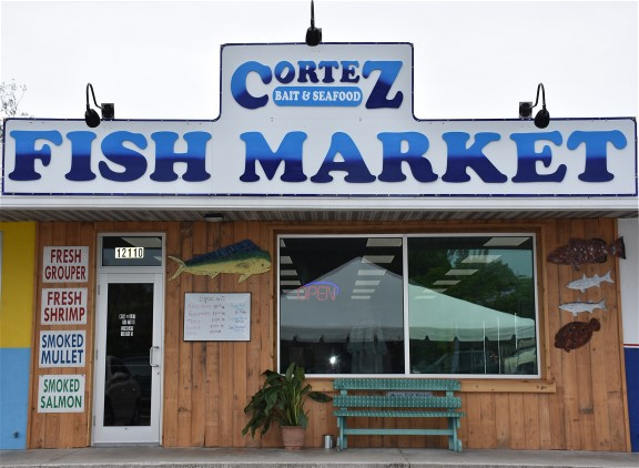 Fresh Fish In Cortez Florida