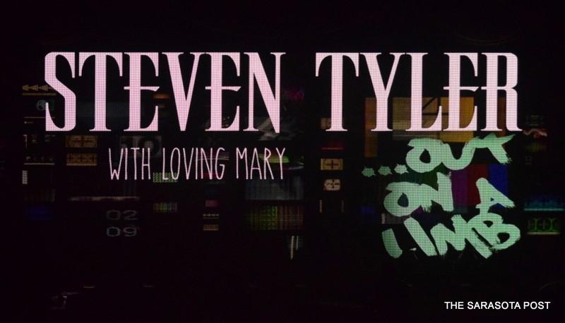 Steven Tyler with Loving Mary