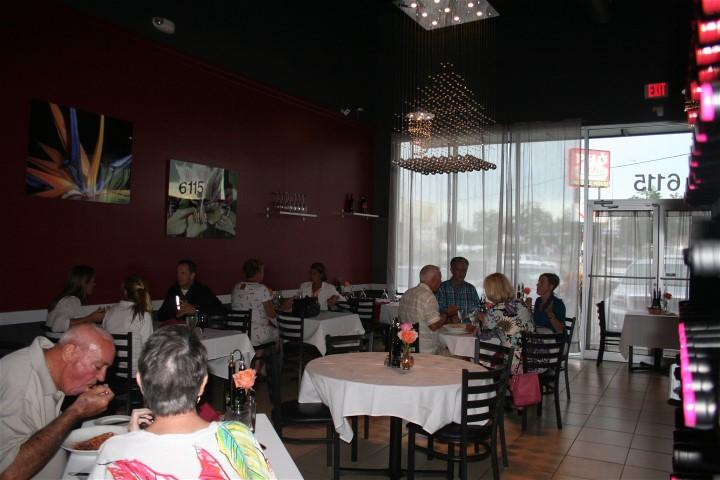 Italian Restaurant Sarasota Florida
