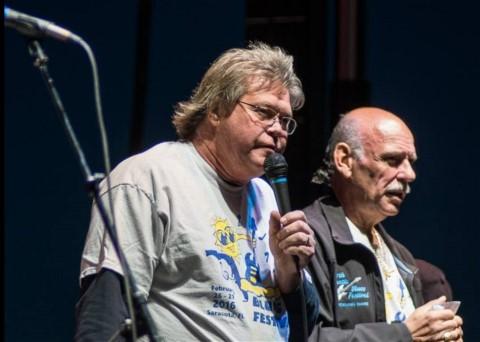 Paul Benjamin and Greg Herndon