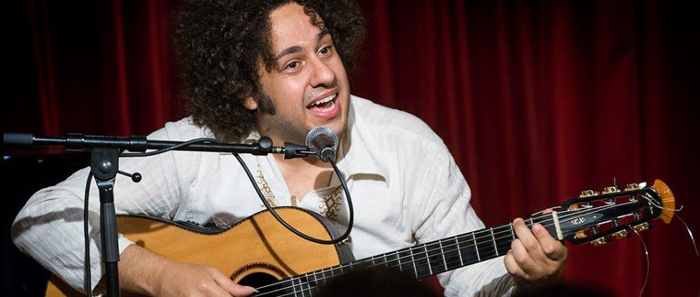 Guitar Great Diego Figueiredo