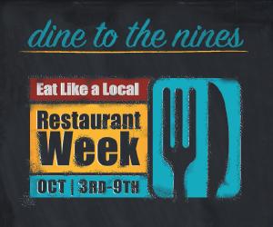 Eat Like A Local, Restaurant Week