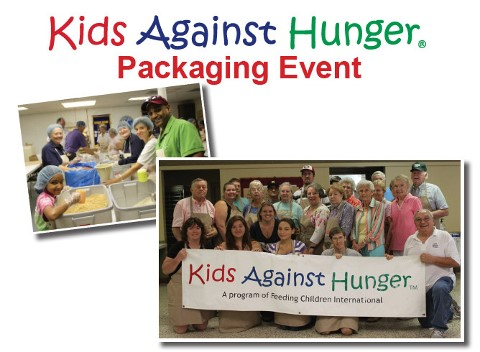 Kids Against Hunger in Manatee County