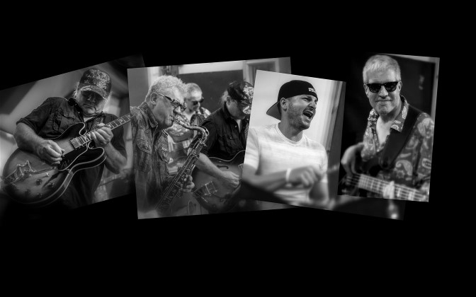 A NIGHT TO REMEMBER: TUCCI CD RELEASE PARTY WITH SPECIAL GUEST LARRY MCCRAY