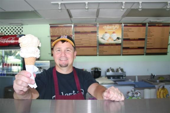 Ice Cream Cones Sarasota, Bradenton, Cortez, Long Boat Key