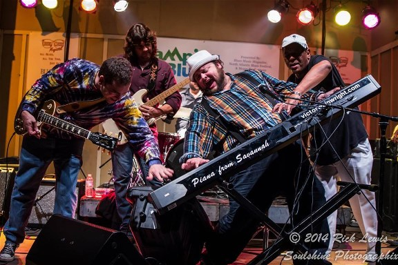 This will be the third year of the festival, and each year GPS Festival Productions, partners Paul Benjamin and Greg Herndon, have created a stellar festival experience with an unbelievable lineup of blues artists.