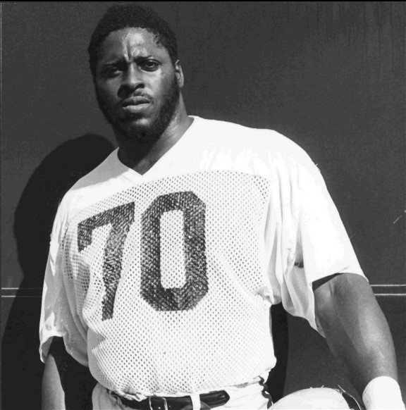Oakland Raiders Henry Lawrence
