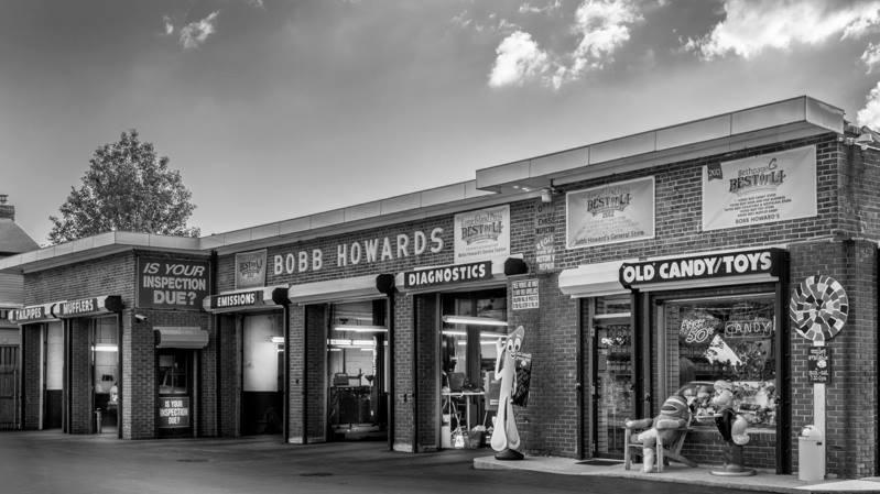 Bobb Howards Service Station