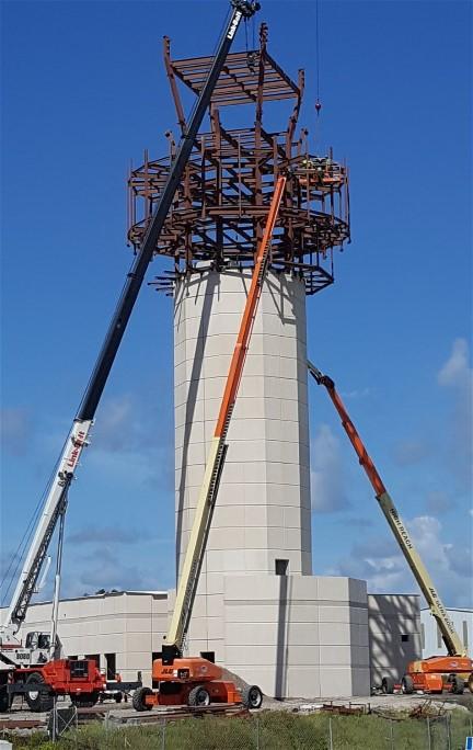 FAA Air Traffic Control Tower Sarasota, Florida