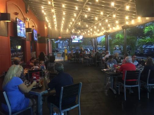Applebees's Sarasota, Florida