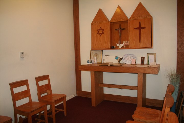 Chapel At Resurrection House