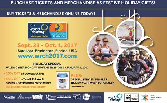 World Rowing Championships Sarasota Bradenton Florida