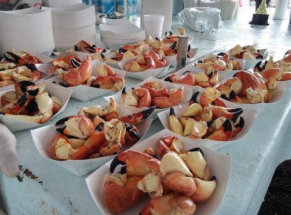 Stone Crab Festival In Cortez Honors Local Fisherman on November 5 and 6